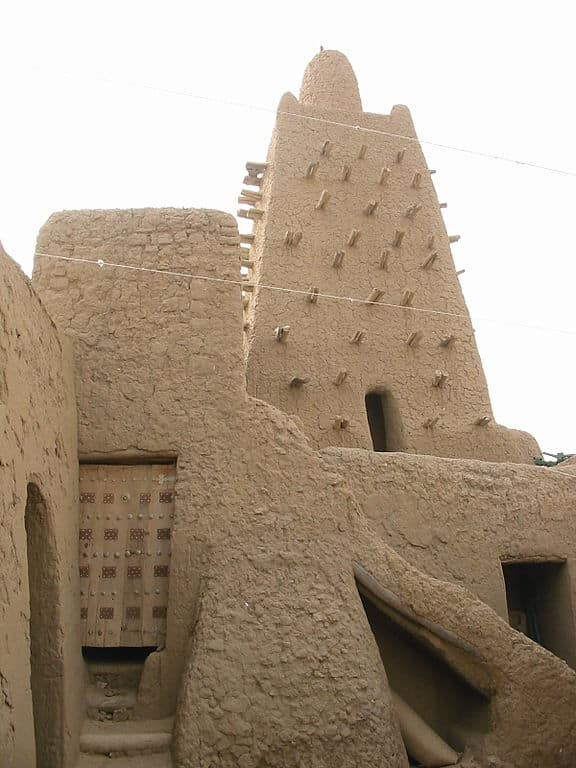Djinger-ber Moschee ©KaTeznik CC