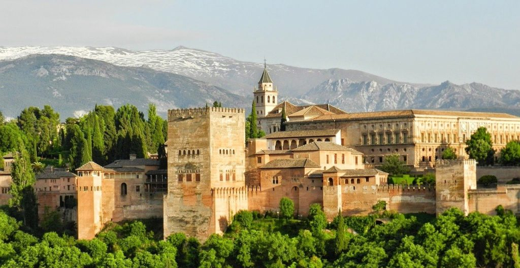Alhambra Überblick
