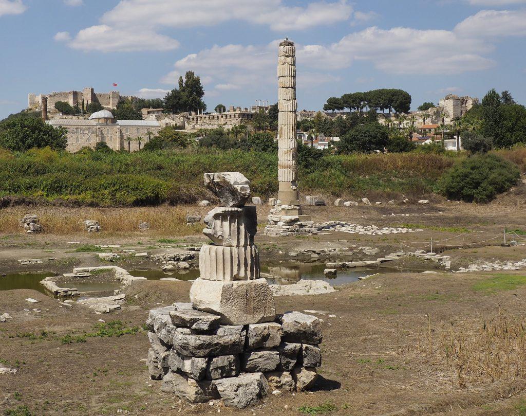Tempel Ruine