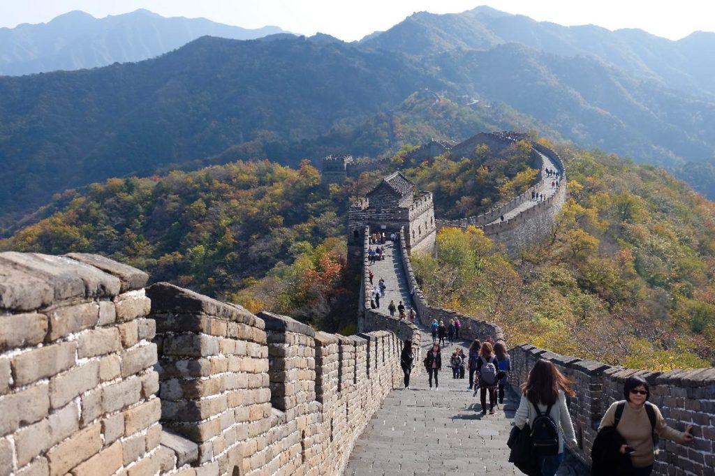 Chineisches Mauer 2