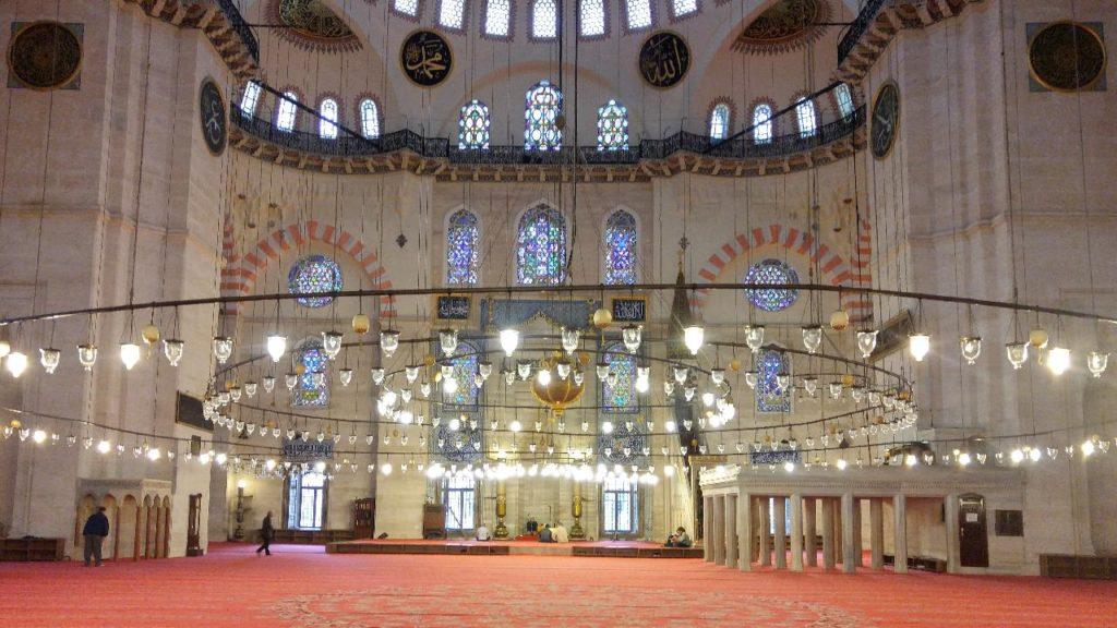 Hagia Sophia innen