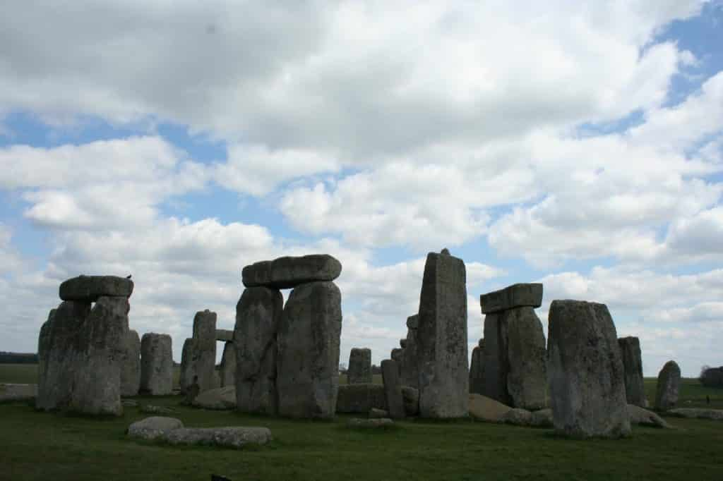 Steinkreise von Stonehenge in England