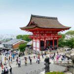 Kiyomizu Dera Tempel