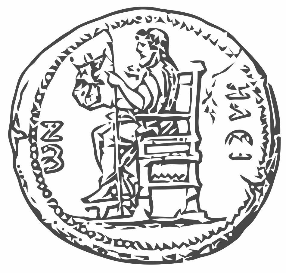 Münze um 320 v. Chr.